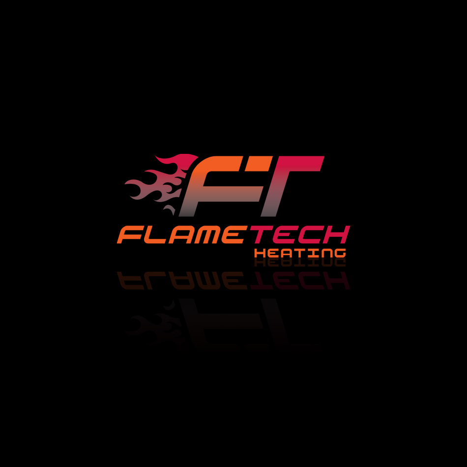 Logo Design by Spud9 - Entry No. 30 in the Logo Design Contest FlameTech Heating.