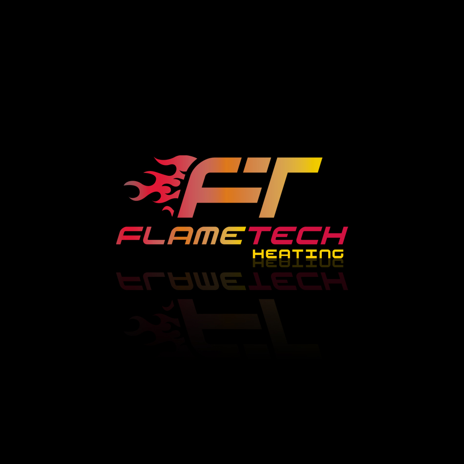 Logo Design by Spud9 - Entry No. 38 in the Logo Design Contest FlameTech Heating.