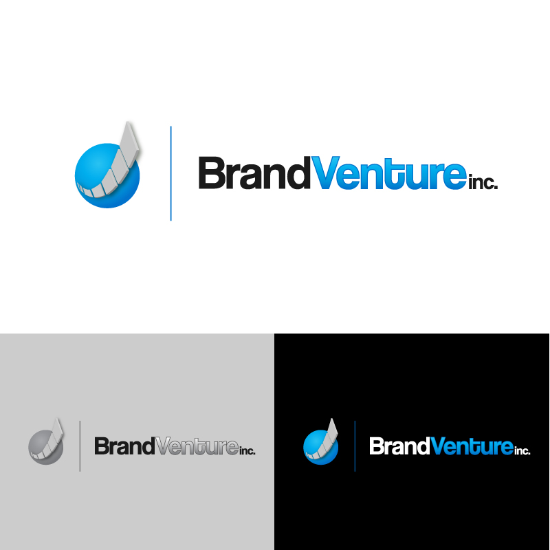 Logo Design by trav - Entry No. 79 in the Logo Design Contest BRANDVENTURE Inc..