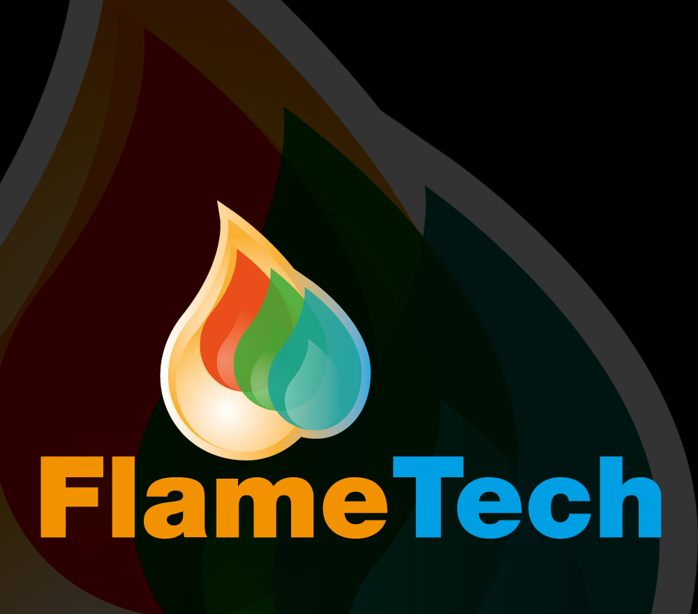 Logo Design by Stylus - Entry No. 52 in the Logo Design Contest FlameTech Heating.
