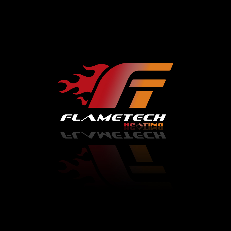 Logo Design by Spud9 - Entry No. 55 in the Logo Design Contest FlameTech Heating.