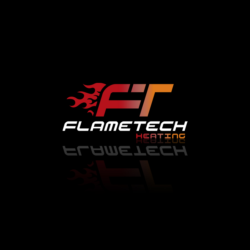 Logo Design by Spud9 - Entry No. 56 in the Logo Design Contest FlameTech Heating.