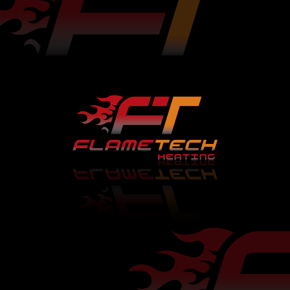 Logo Design by Spud9 - Entry No. 64 in the Logo Design Contest FlameTech Heating.
