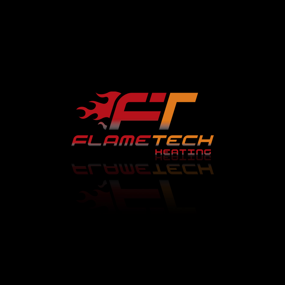 Logo Design by Spud9 - Entry No. 69 in the Logo Design Contest FlameTech Heating.