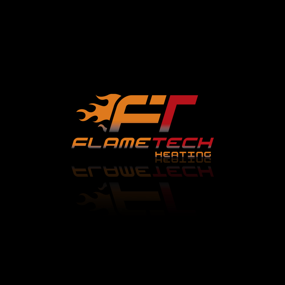 Logo Design by Spud9 - Entry No. 70 in the Logo Design Contest FlameTech Heating.