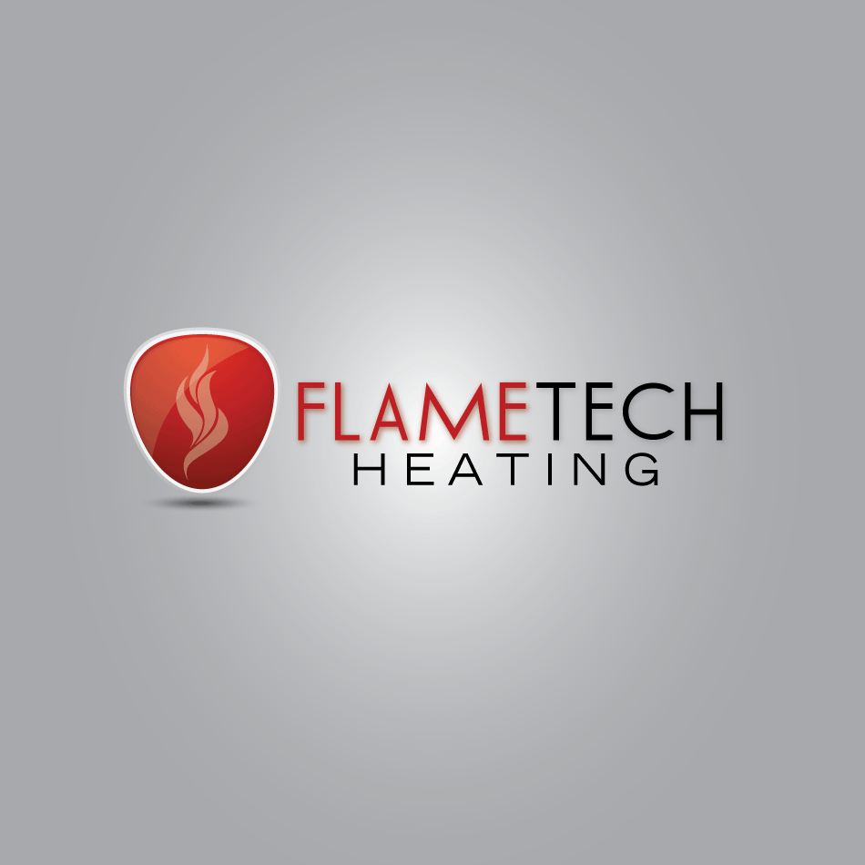 Logo Design by moonflower - Entry No. 71 in the Logo Design Contest FlameTech Heating.