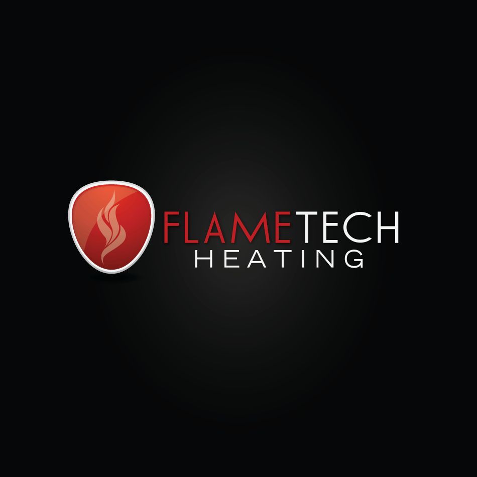 Logo Design by moonflower - Entry No. 72 in the Logo Design Contest FlameTech Heating.