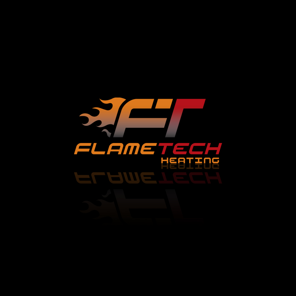 Logo Design by Spud9 - Entry No. 74 in the Logo Design Contest FlameTech Heating.