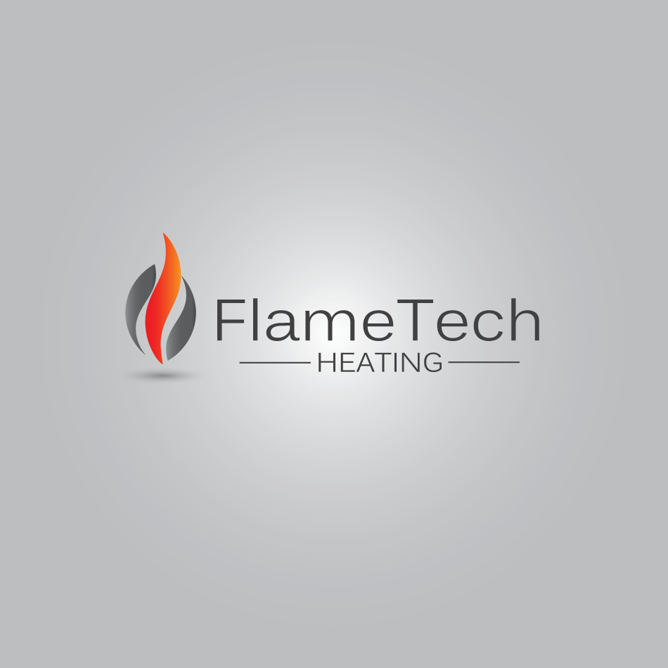 Logo Design by moonflower - Entry No. 76 in the Logo Design Contest FlameTech Heating.