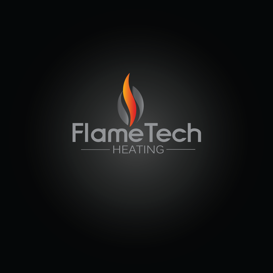 Logo Design by moonflower - Entry No. 80 in the Logo Design Contest FlameTech Heating.