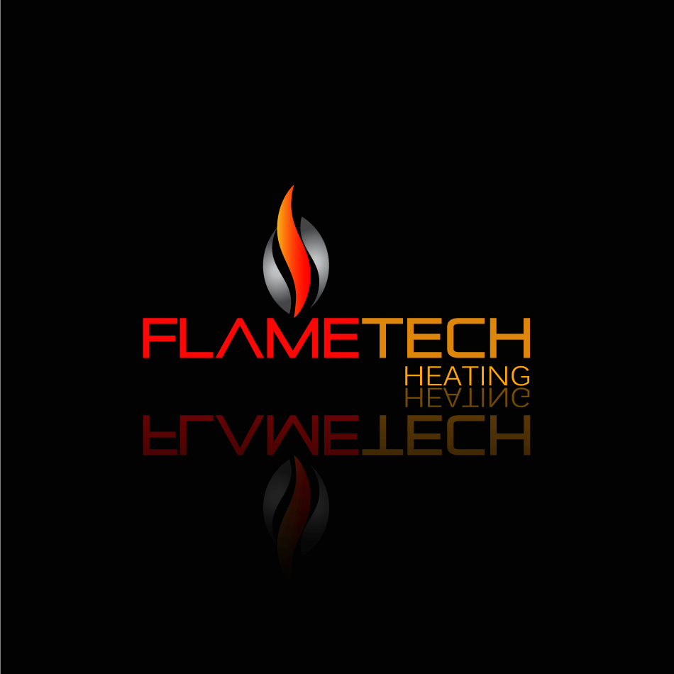 Logo Design by moonflower - Entry No. 98 in the Logo Design Contest FlameTech Heating.