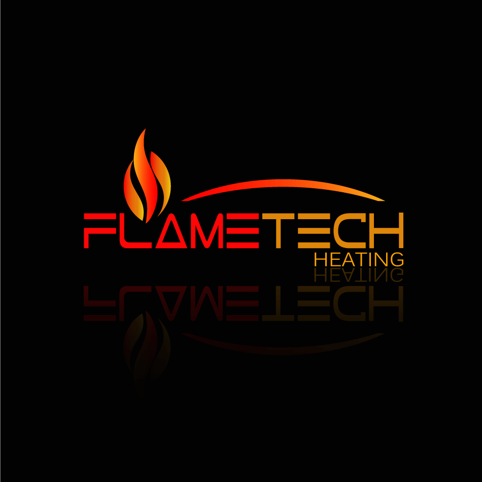 Logo Design by moonflower - Entry No. 99 in the Logo Design Contest FlameTech Heating.