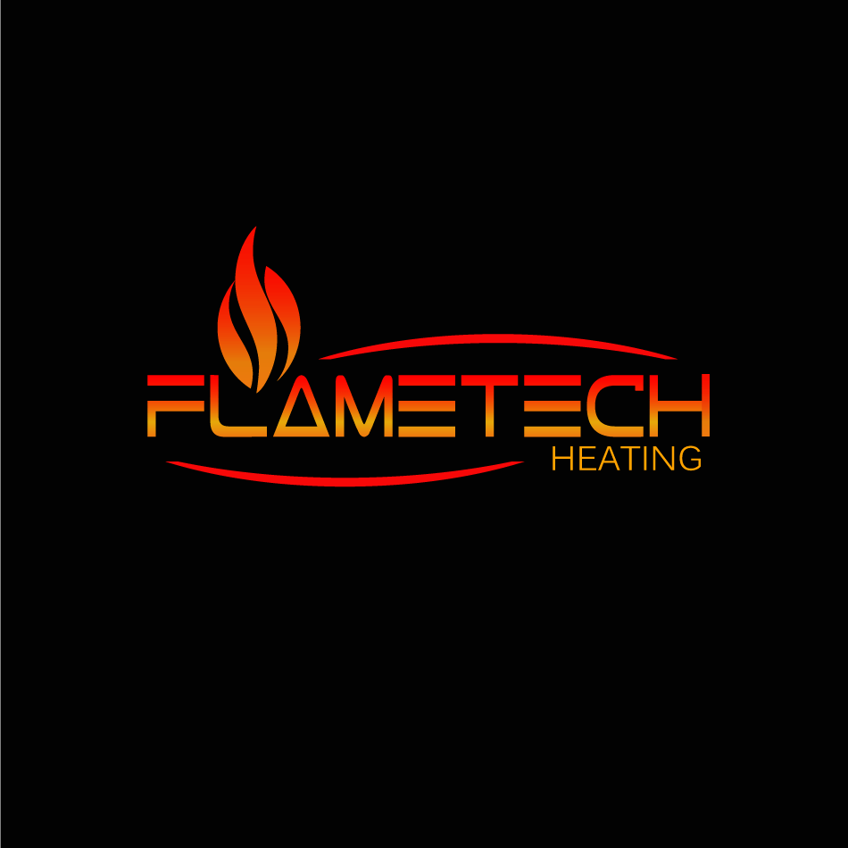 Logo Design by moonflower - Entry No. 100 in the Logo Design Contest FlameTech Heating.