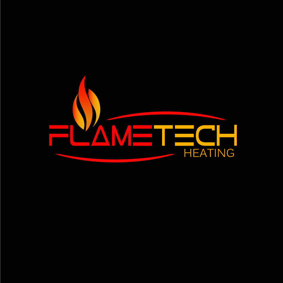 Logo Design by moonflower - Entry No. 101 in the Logo Design Contest FlameTech Heating.