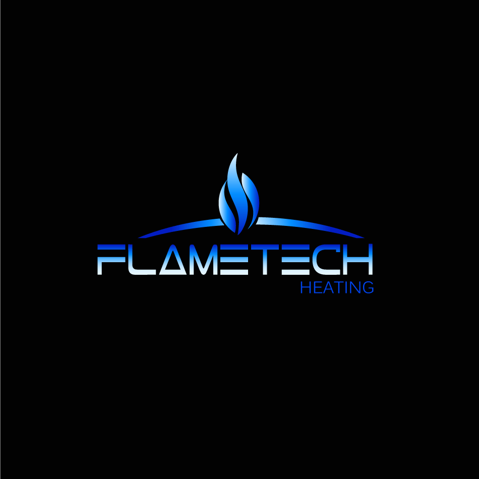 Logo Design by moonflower - Entry No. 103 in the Logo Design Contest FlameTech Heating.