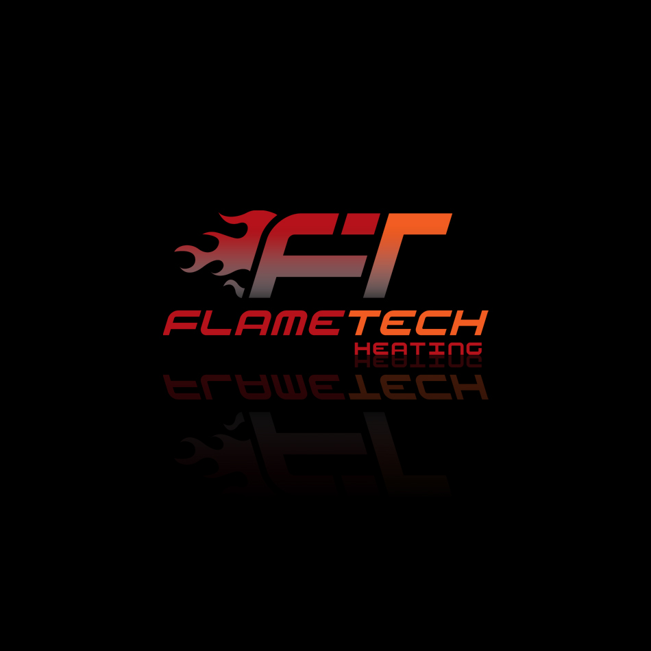 Logo Design by Spud9 - Entry No. 106 in the Logo Design Contest FlameTech Heating.