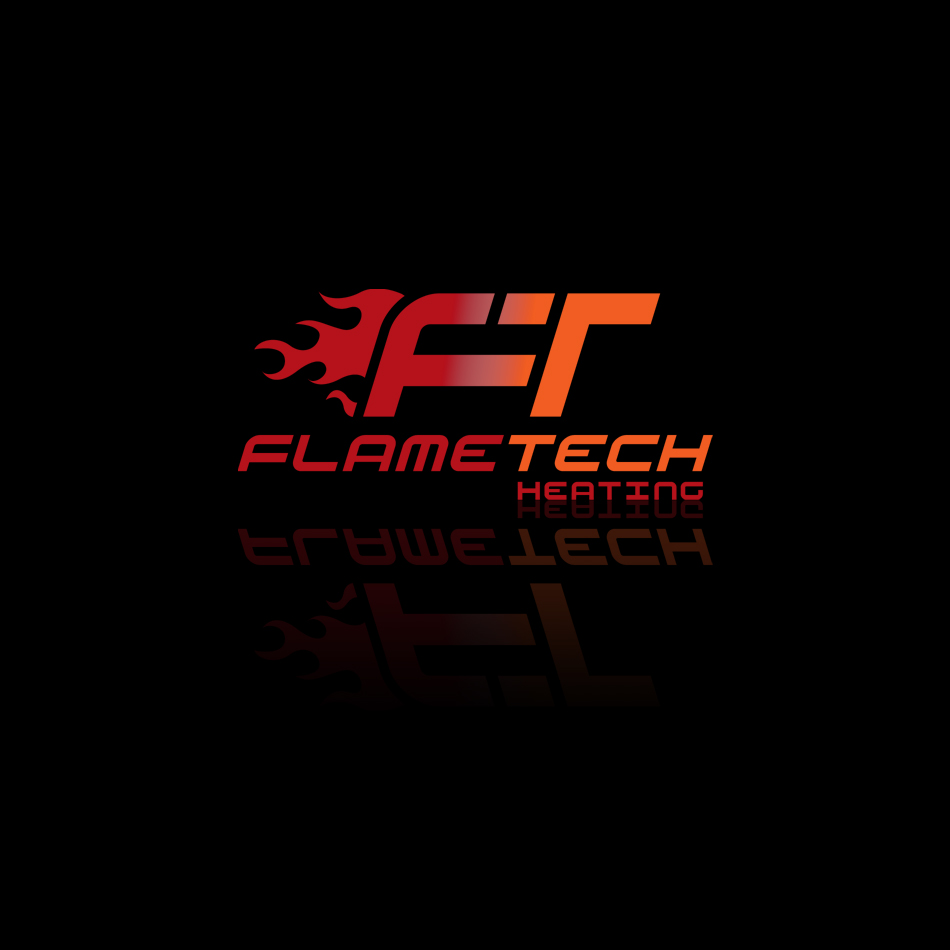 Logo Design by Spud9 - Entry No. 107 in the Logo Design Contest FlameTech Heating.