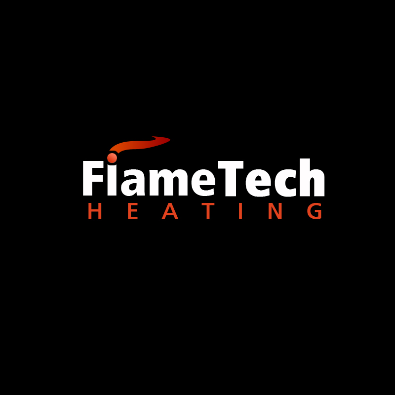 Logo Design by LoganPhoenixDesign - Entry No. 108 in the Logo Design Contest FlameTech Heating.