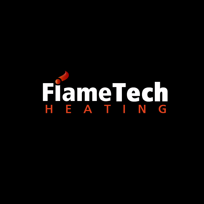 Logo Design by LoganPhoenixDesign - Entry No. 109 in the Logo Design Contest FlameTech Heating.