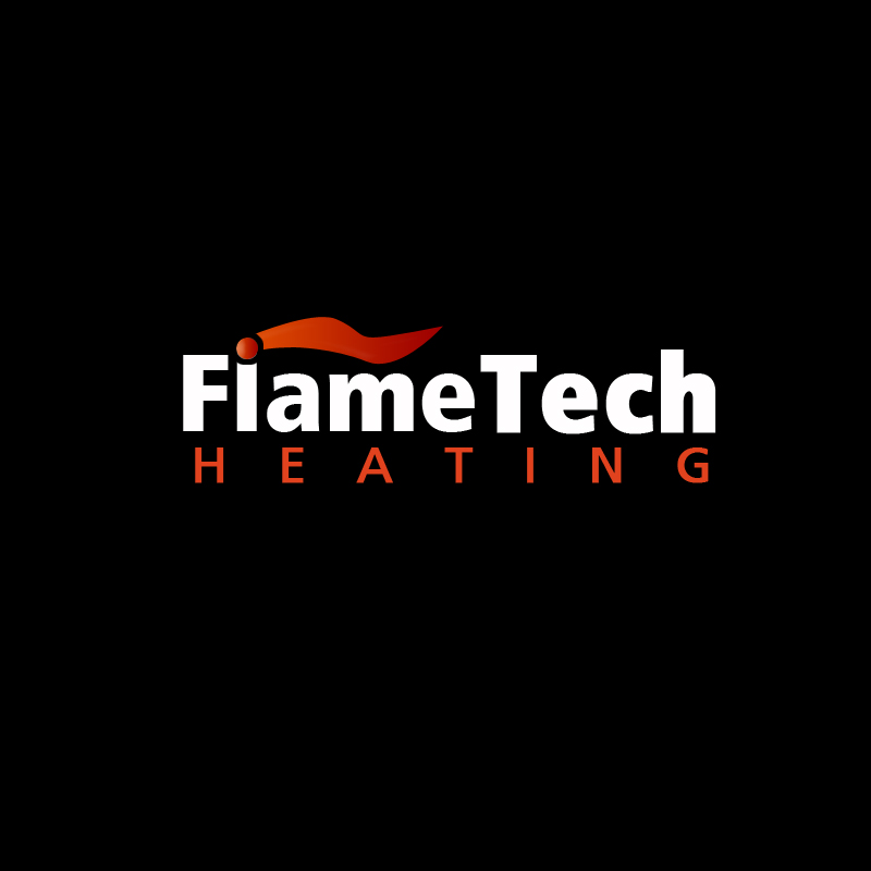 Logo Design by LoganPhoenixDesign - Entry No. 110 in the Logo Design Contest FlameTech Heating.