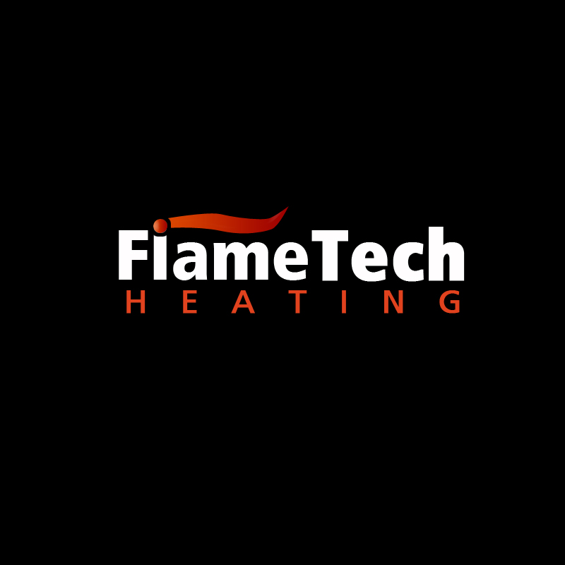 Logo Design by LoganPhoenixDesign - Entry No. 111 in the Logo Design Contest FlameTech Heating.
