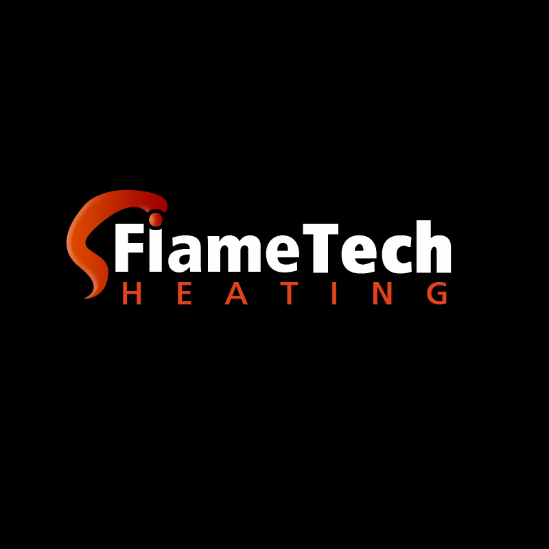 Logo Design by LoganPhoenixDesign - Entry No. 112 in the Logo Design Contest FlameTech Heating.