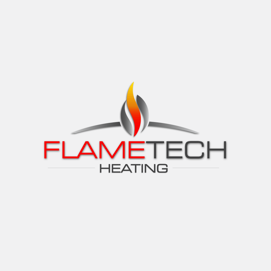 Logo Design by moonflower - Entry No. 114 in the Logo Design Contest FlameTech Heating.