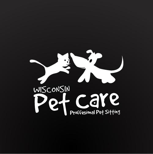 Logo Design by Xaviju - Entry No. 157 in the Logo Design Contest Wisconsin Pet Care.