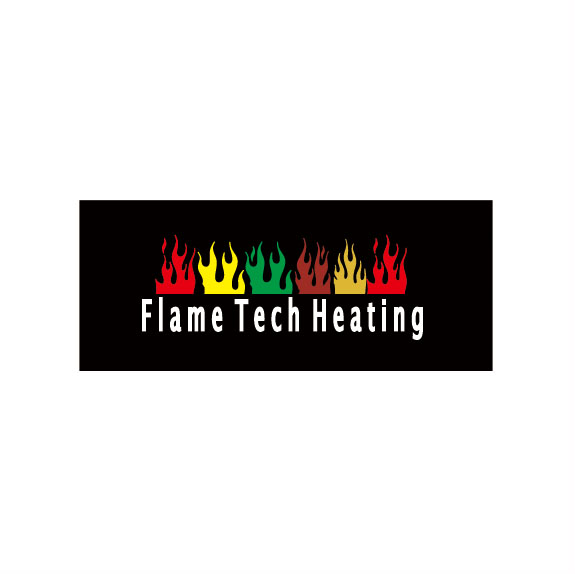 Logo Design by ban - Entry No. 123 in the Logo Design Contest FlameTech Heating.