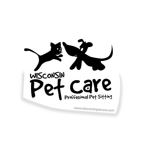 Logo Design by Xaviju - Entry No. 158 in the Logo Design Contest Wisconsin Pet Care.