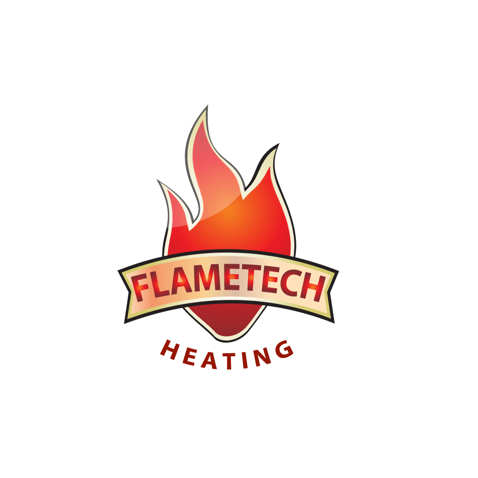 Logo Design by moonflower - Entry No. 124 in the Logo Design Contest FlameTech Heating.
