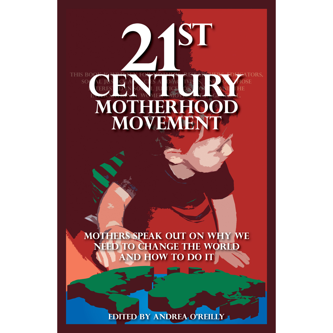 Book Cover Design by arkooburra - Entry No. 20 in the Book Cover Design Contest Unique 21st Century Motherhood Movement. book cover needed.