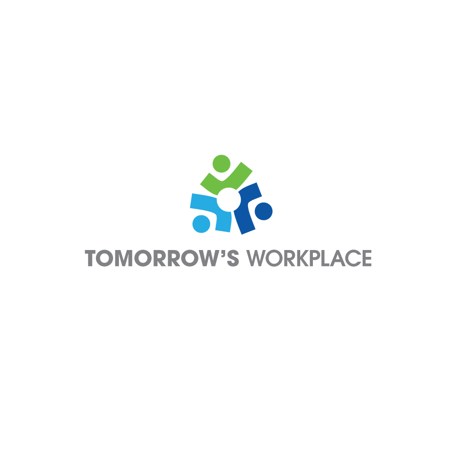 Logo Design by RetroMetro_Steve - Entry No. 29 in the Logo Design Contest Tomorrow's Workplace.