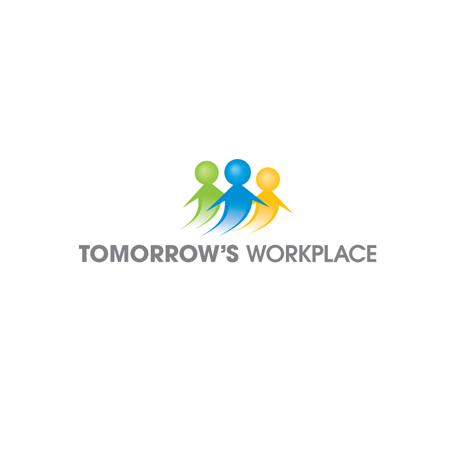 Logo Design by RetroMetro_Steve - Entry No. 30 in the Logo Design Contest Tomorrow's Workplace.