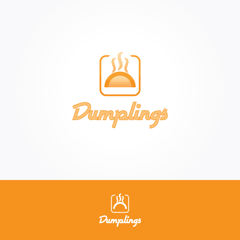 Logo Design by Alpar David - Entry No. 2 in the Logo Design Contest Dumplings.