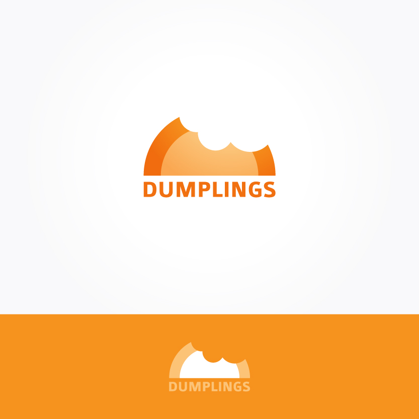 Logo Design by Alpar David - Entry No. 3 in the Logo Design Contest Dumplings.