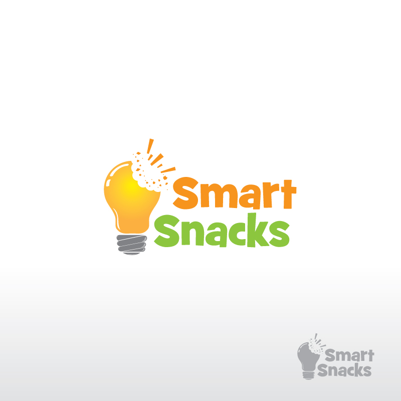 Logo Design by a-m-b-i-e-n-t - Entry No. 1 in the Logo Design Contest SMARTSNACKS.