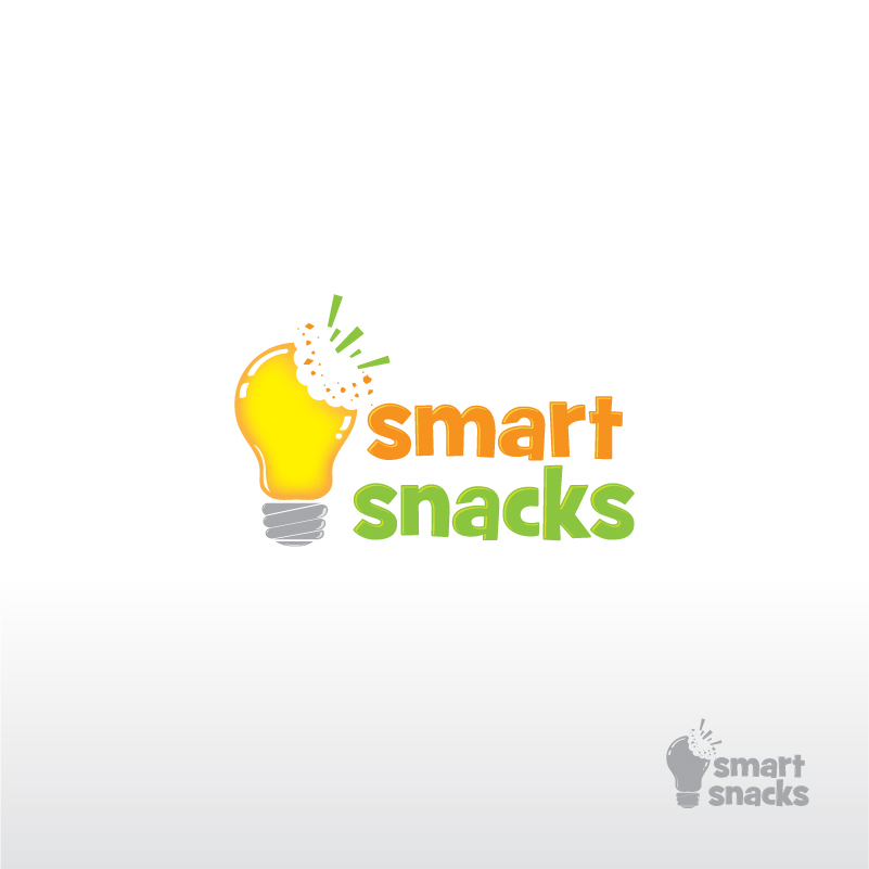 Logo Design by a-m-b-i-e-n-t - Entry No. 4 in the Logo Design Contest SMARTSNACKS.