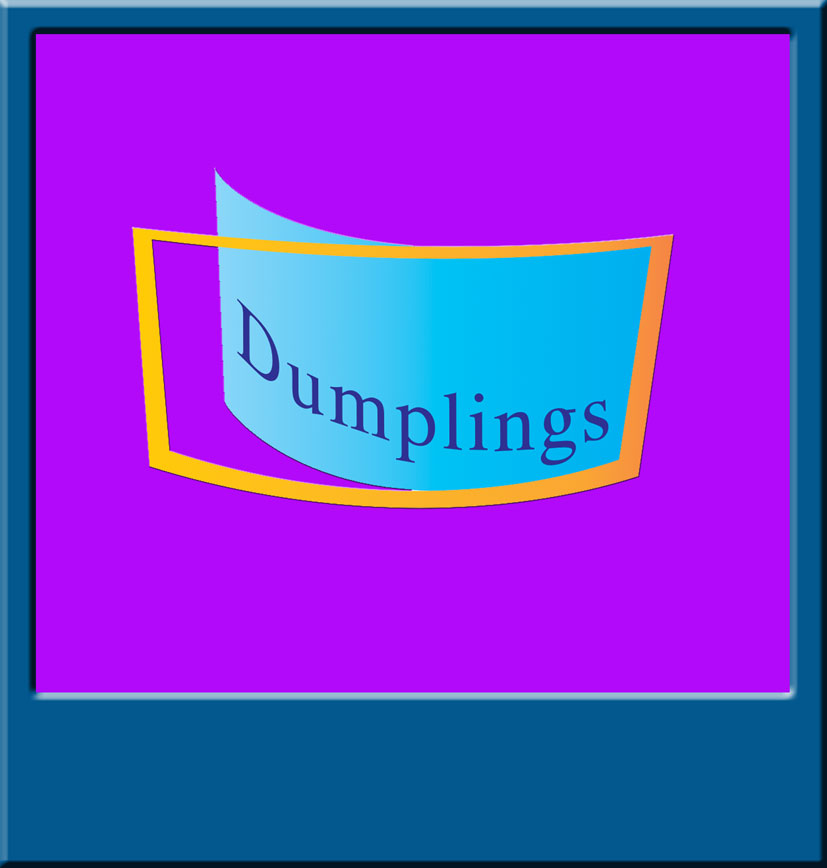 Logo Design by jais - Entry No. 15 in the Logo Design Contest Dumplings.