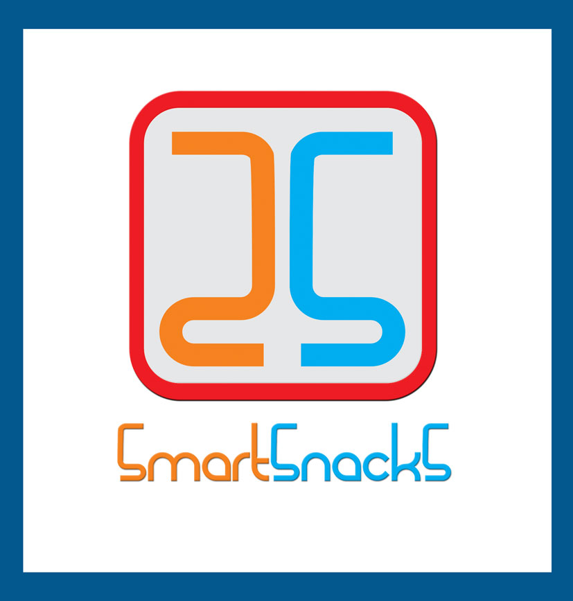 Logo Design by jais - Entry No. 10 in the Logo Design Contest SMARTSNACKS.