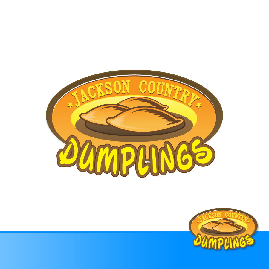 Logo Design by JoshuaCaleb - Entry No. 18 in the Logo Design Contest Dumplings.