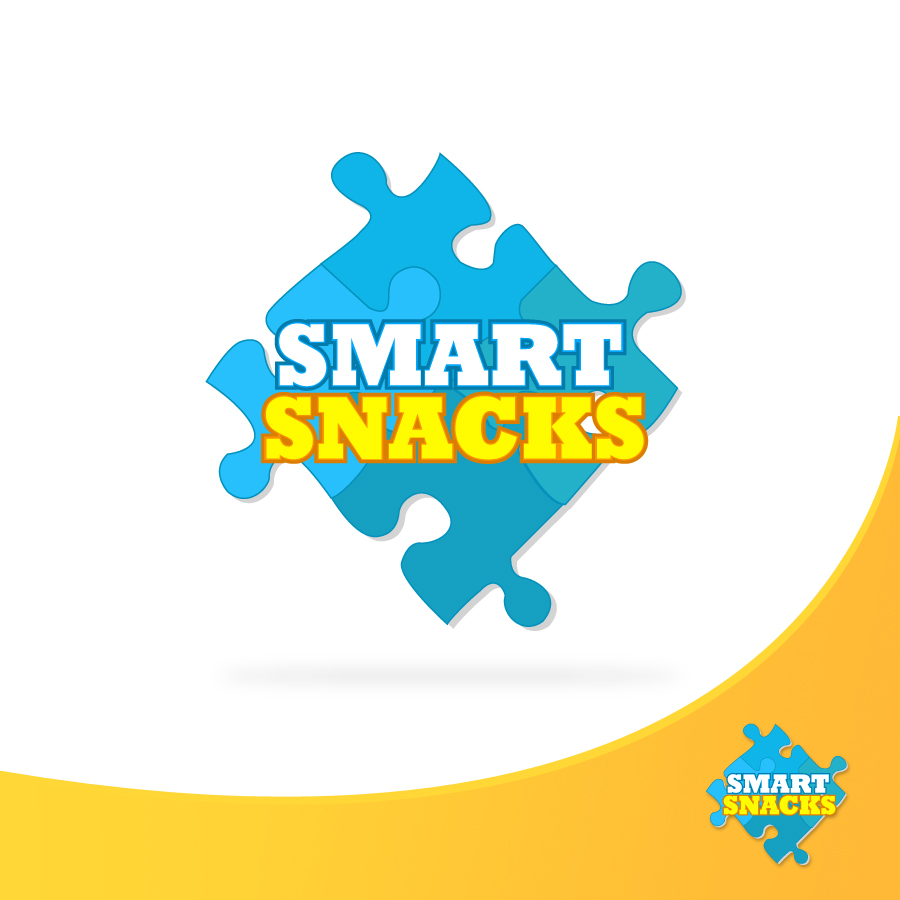 Logo Design by JoshuaCaleb - Entry No. 22 in the Logo Design Contest SMARTSNACKS.