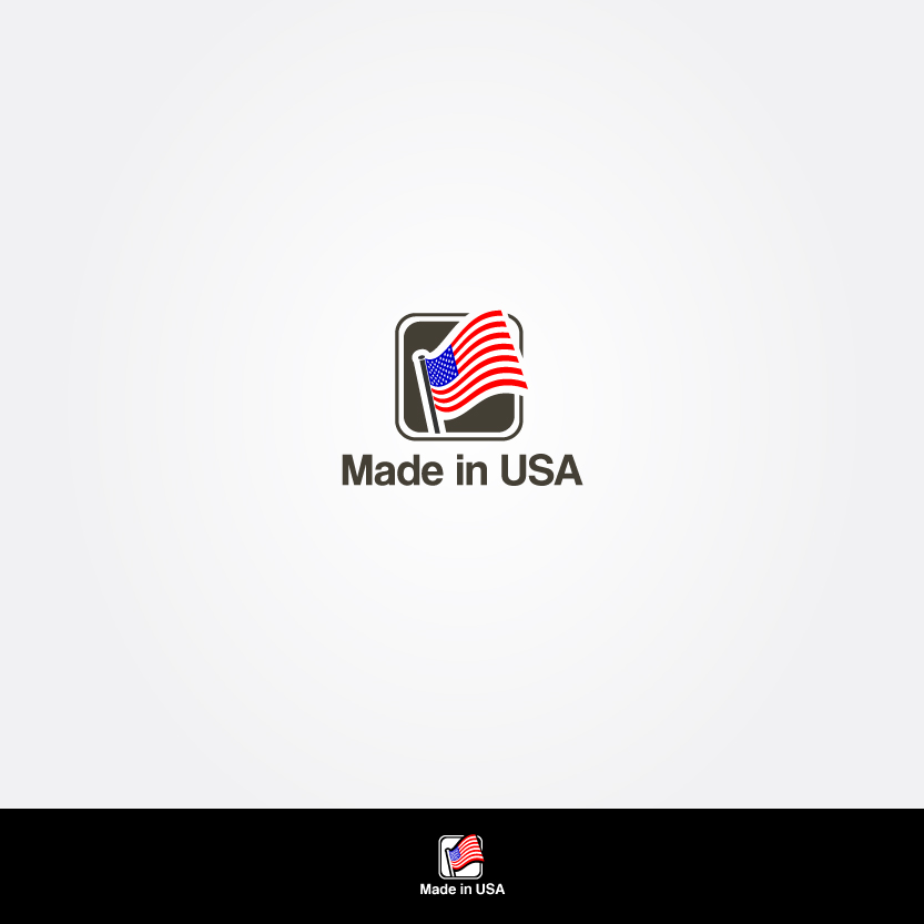Logo Design by Alpar David - Entry No. 1 in the Logo Design Contest Made in USA / Hecho en EUA.