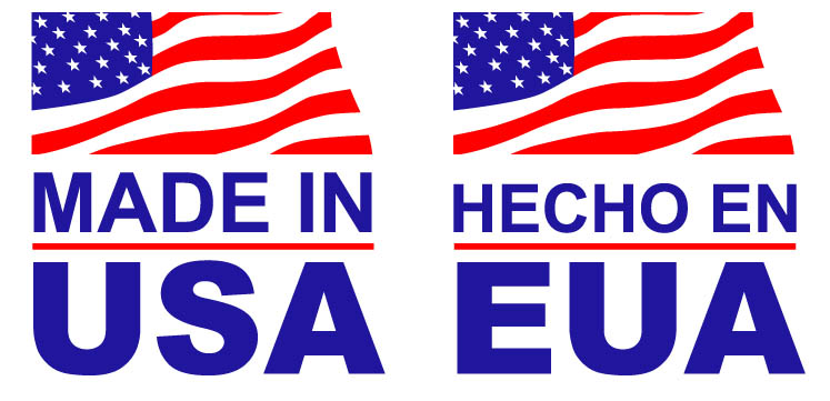 Logo Design by sandesign - Entry No. 20 in the Logo Design Contest Made in USA / Hecho en EUA.