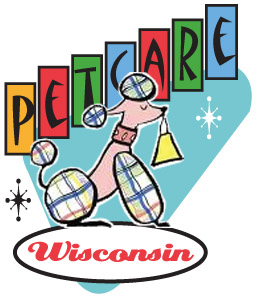 Logo Design by jet2 - Entry No. 210 in the Logo Design Contest Wisconsin Pet Care.