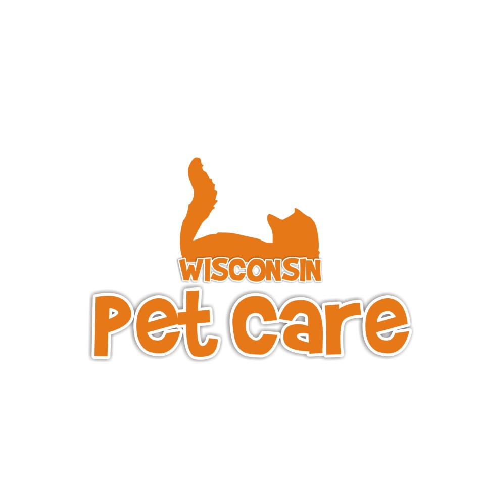 Logo Design by locards - Entry No. 214 in the Logo Design Contest Wisconsin Pet Care.
