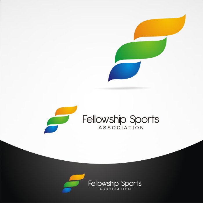 Logo Design by Private User - Entry No. 7 in the Logo Design Contest Fellowship Sports Association Logo Design Contest.