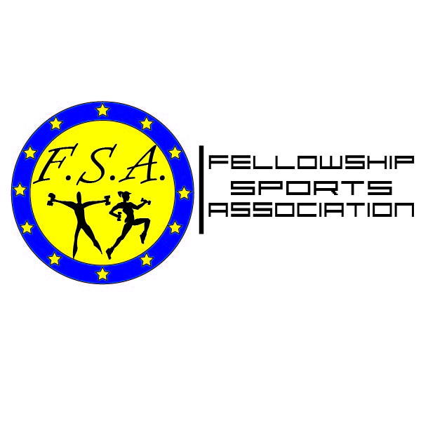 Logo Design by lacik - Entry No. 15 in the Logo Design Contest Fellowship Sports Association Logo Design Contest.