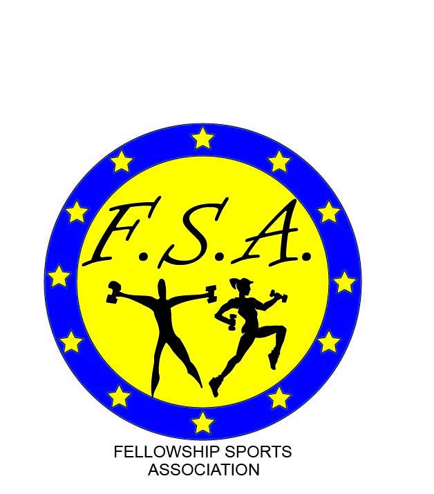 Logo Design by lacik - Entry No. 16 in the Logo Design Contest Fellowship Sports Association Logo Design Contest.