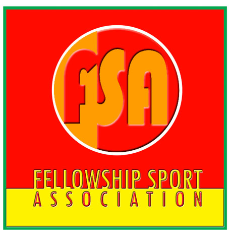 Logo Design by jais - Entry No. 20 in the Logo Design Contest Fellowship Sports Association Logo Design Contest.